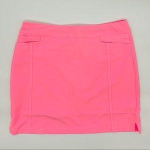 🆕 Adidas Adistar Pull-on Golf Skort Pink